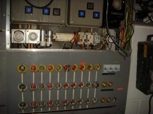 Der Elektroverteiler rostet, die GVB will reparieren